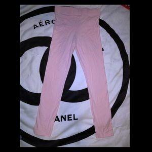 Forever 21 pink leggings